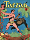 Cover for Tarzan of the Apes (New Century Press, 1954 ? series) #2