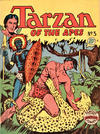 Cover for Tarzan of the Apes (New Century Press, 1954 ? series) #3
