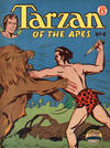 Cover for Tarzan of the Apes (New Century Press, 1954 ? series) #4