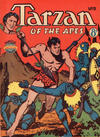 Cover for Tarzan of the Apes (New Century Press, 1954 ? series) #5