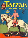 Cover for Tarzan of the Apes (New Century Press, 1954 ? series) #10