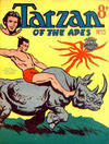 Cover for Tarzan of the Apes (New Century Press, 1954 ? series) #13