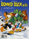 Cover for Donald Duck & Co julehefte (Hjemmet / Egmont, 1968 series) #2014