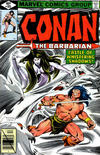 Cover for Conan the Barbarian (Marvel, 1970 series) #105 [Direct]