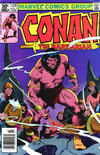Cover for Conan the Barbarian (Marvel, 1970 series) #124 [Newsstand Edition]