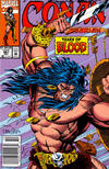 Cover for Conan the Barbarian (Marvel, 1970 series) #261 [Newsstand]