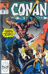 Cover Thumbnail for Conan the Barbarian (1970 series) #226 [Newsstand Edition]