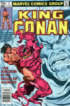 Cover for King Conan (Marvel, 1980 series) #5 [Newsstand Edition]