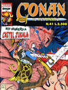 Cover for Conan il barbaro (Comic Art, 1989 series) #41