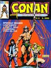 Cover for Conan il barbaro (Comic Art, 1989 series) #6
