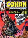 Cover for Conan il barbaro (Comic Art, 1989 series) #3