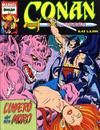 Cover for Conan il barbaro (Comic Art, 1989 series) #45