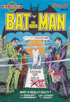 Cover for Batman and Robin (K. G. Murray, 1976 series) #11