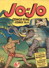 Cover for Jo-Jo Congo King Comic (Young's Merchandising Company, 1948 series) #4