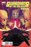 Cover Thumbnail for Guardians of the Galaxy Annual (2015 series) #1 [Juan Doe Variant]