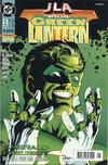 Cover for JLA - Die neue Gerechtigkeitsliga Special (Dino Verlag, 1998 series) #1 - Green Lantern