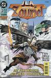 Cover for JLA - Die neue Gerechtigkeitsliga Special (Dino Verlag, 1998 series) #2 - Zauriel