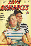 Cover for Love Romances (Bell Features, 1949 series) #8