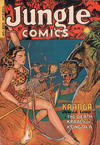 Cover for Jungle Comics (H. John Edwards, 1950 ? series) #14