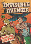 Cover for Invisible Avenger (Magazine Management, 1950 series) #2