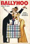 Cover for Ballyhoo (Dell, 1931 series) #v14#5