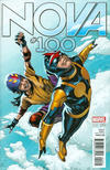 Cover for Nova (Marvel, 2013 series) #10 (100) [Phil Jimenez Variant]
