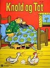 Cover for Knold og Tot (Egmont, 1911 series) #1976