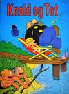 Cover for Knold og Tot (Egmont, 1911 series) #1974
