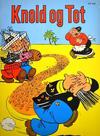 Cover for Knold og Tot (Egmont, 1911 series) #1973