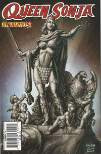 Cover Thumbnail for Queen Sonja (Dynamite Entertainment, 2009 series) #5 [Mel Rubi Cover]