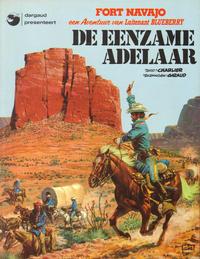 Cover Thumbnail for Luitenant Blueberry (Oberon; Dargaud Benelux, 1978 series) #4 - De eenzame adelaar