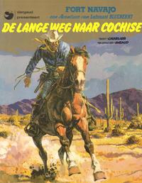 Cover Thumbnail for Luitenant Blueberry (Oberon; Dargaud Benelux, 1978 series) #5 - De lange weg naar Cochise