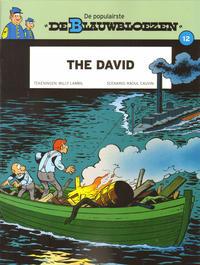 Cover Thumbnail for De Blauwbloezen (Dupuis, 2014 series) #12 - The David