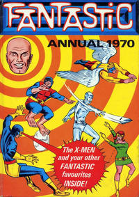 Cover Thumbnail for Fantastic Annual (IPC, 1967 series) #1970