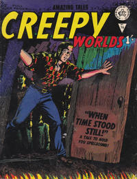 Cover Thumbnail for Creepy Worlds (Alan Class, 1962 series) #74