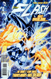 Cover Thumbnail for The Flash (DC, 2011 series) #37
