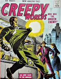 Cover Thumbnail for Creepy Worlds (Alan Class, 1962 series) #2