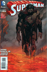 Cover Thumbnail for Superman (DC, 2011 series) #37
