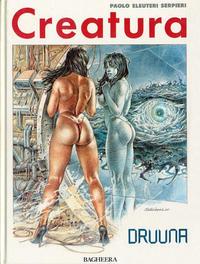 Cover Thumbnail for Druuna (Bagheera, 1990 series) #3 - Creatura