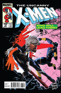 Cover Thumbnail for Uncanny X-Men (Marvel, 2013 series) #27 [Hasbro Variant]