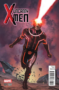 Cover Thumbnail for Uncanny X-Men (Marvel, 2013 series) #27 [Mico Suayan Variant]