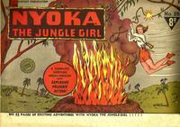 Cover Thumbnail for Nyoka the Jungle Girl (Cleland, 1949 series) #26