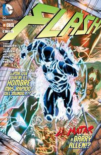 Cover Thumbnail for Flash (ECC Ediciones, 2012 series) #9