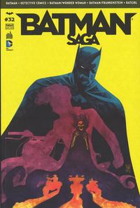 Cover Thumbnail for Batman Saga (Urban Comics, 2012 series) #32