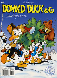 Cover Thumbnail for Donald Duck & Co julehefte (Hjemmet / Egmont, 1968 series) #2014