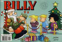 Cover for Billy julehefte (Hjemmet / Egmont, 1970 series) #2014