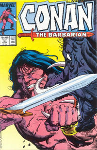 Cover Thumbnail for Conan the Barbarian (Marvel, 1970 series) #193 [Direct Edition]