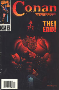 Cover Thumbnail for Conan the Barbarian (Marvel, 1970 series) #275 [Newsstand]