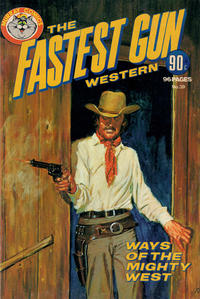 Cover Thumbnail for The Fastest Gun Western (K. G. Murray, 1972 series) #39