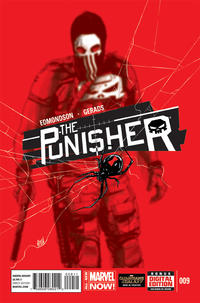 Cover Thumbnail for The Punisher (Marvel, 2014 series) #9